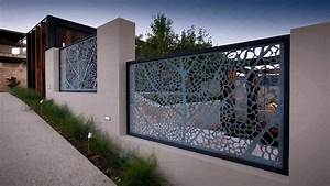 New house compound wall design
