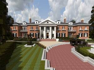 [Minecraft] Mansion by Yazur.deviantart.com on @DeviantArt ...