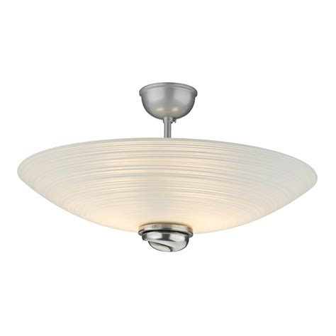 david hunt swf5867 swirl 2 light pewter semi flush fitting
