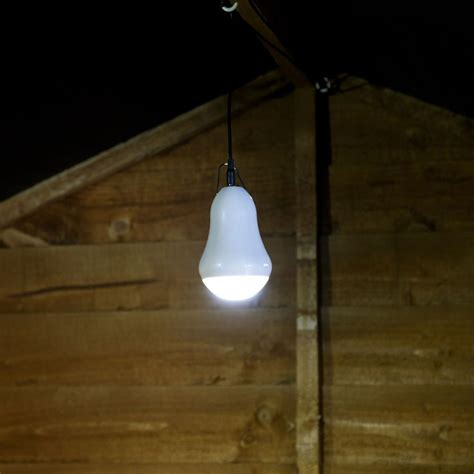 solar shed light detachable led light
