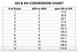 How To Test And Measure Kh  Gh  And Ph In My Aquarium