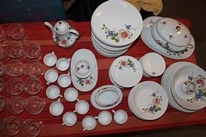 Service A Vaisselle : service vaisselle vintage bourges ~ Teatrodelosmanantiales.com Idées de Décoration