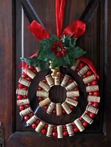 Weihnachtskranz Selber Machen : weihnachtliche bastelideen wie sie ihr zuhause f rs kommende weihnachten festlich dekorieren ~ Markanthonyermac.com Haus und Dekorationen