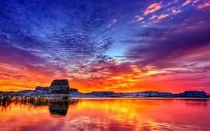 Lake Sunset Wallpaper : Get Free top quality Lake Sunset ...
