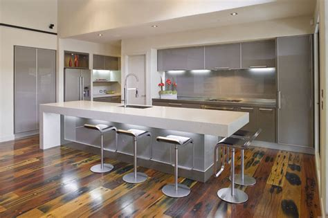 modern island kitchen designs decoration kitchen island decor with lighting stylish ideas wooden flooring stools white
