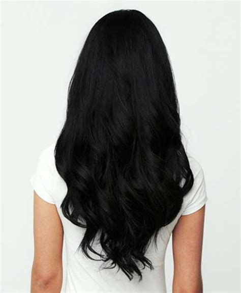 Black Hair Colors by 35 Black Hair Color Hairstyles And Haircuts