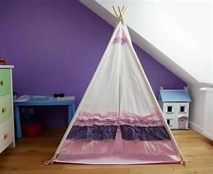 Tipi Enfant Exterieur : guide achat tipi enfant ~ Teatrodelosmanantiales.com Idées de Décoration