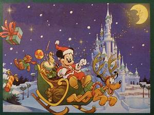 Mickey Mouse Christmas Wallpapers - Wallpaper Cave
