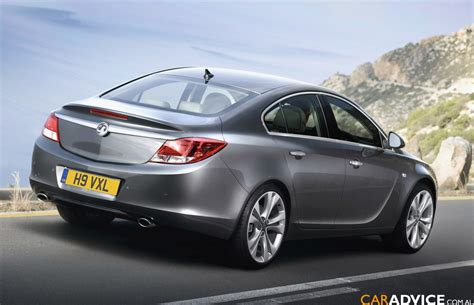 New Opel Insignia (holden Vectra) Revealed  Photos (1 Of 6