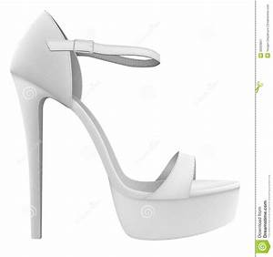 blank high heels shoe template stock image image 32053821 With high heel shoe design template