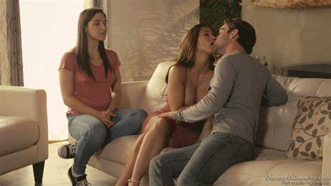Stunning Bf And Superhot Sister Upset Gf Watches The Way Her Treason Men Bangs Perfect Stunningly Abella Danger