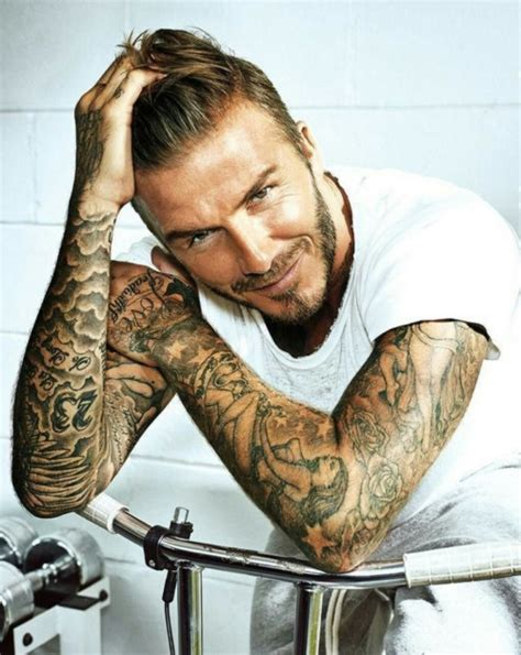 cuisine chabert david beckham tattoos weneedfun