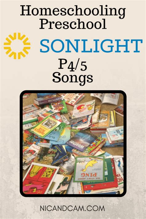 homeschooling preschool sonlight p4 5 nic amp 968 | Pinterest Homeschooling Preschool Sonlight P45 683x1024