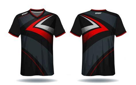 camiseta de futbol templatesport diseno de camiseta