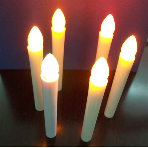 12 pieces lot flameless tealight tea led candle light
