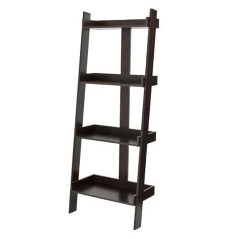 Target Ladder Bookcase by 10 Best Images About Family Room Storage Shelving On