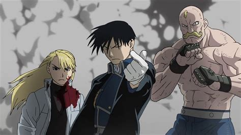 epicinsane fullmetal alchemist brotherhood moments hd