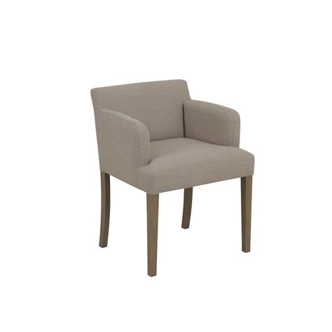 Chaise Interiors by Fauteuil De Table Marceau Beige Interior S