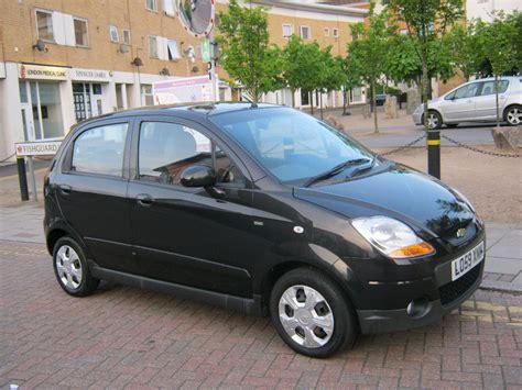 2010 Chevrolet Matiz Photos, Informations, Articles