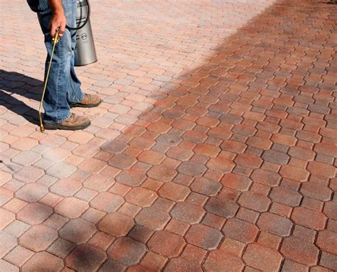 Paver Shell Solvent Based UV Stable Acrylic Sealer ? Seal