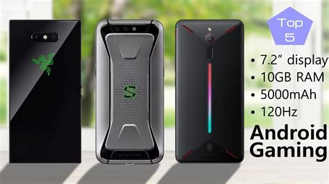 best gaming phone top 10 android phones for gamers 2018