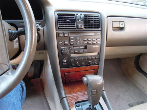 lexus ls400 interior 1991 lexus ls 400 interior pictures cargurus