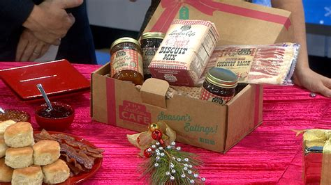these delicious mail order food gifts are perfect for the