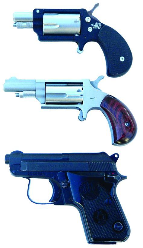 mouse gun shoot   tiny pocket pistols compete gun tests  consumer resource