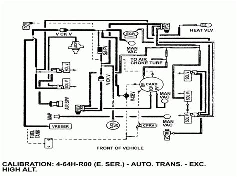 1988 Ford F 150 Engine Vacuum Diagram by 89 Ford F 150 Vacuum Hose Routing Diagram Wiring Forums