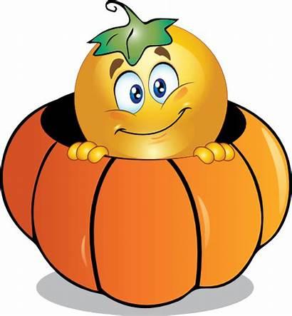 Smiley Pumpkin Emoji Emoticon Halloween Faces Emojis
