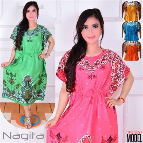 daster lowo jumbo nagita grosir baju tidur murah dress batik bali wanita kekinian shopee indonesia
