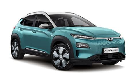 Hyundai Kona Electric 2020 by 2020 Hyundai Kona Electric Colors Preview Pricing