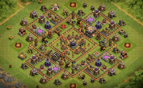 th10 th11 base layouts clash 12 base layouts 2017 ke liye farming pushing clan war th10