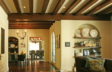 California Mission Style Eclectic-mediterranean-family
