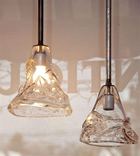 blown glass pendant lights industrial hanging pendant lights with blown glass at