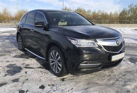 Acura Mdx Rental by Rent An Acura Mdx In Kiev And The Kiev Region Vip Cars