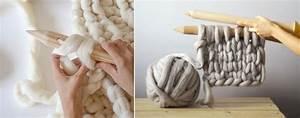 Tricoter Un Plaid En Grosse Laine : tres grosse pelote de laine i love tricot ~ Melissatoandfro.com Idées de Décoration