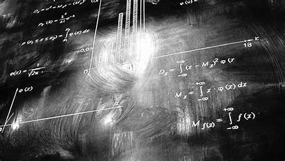 Math Physics Chalkboard Formulas Equations Backgrounds Wallpapers