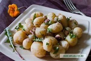 Plante Detoxifiante : cartofi noi cu alune de padure si plante verzi ~ Melissatoandfro.com Idées de Décoration