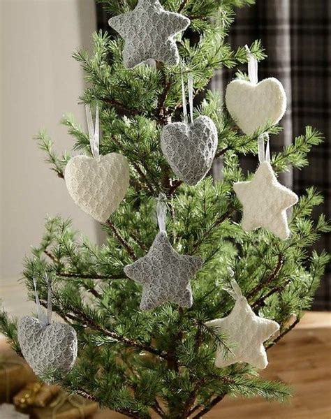 top  cozy knitted christmas decorations top  diy