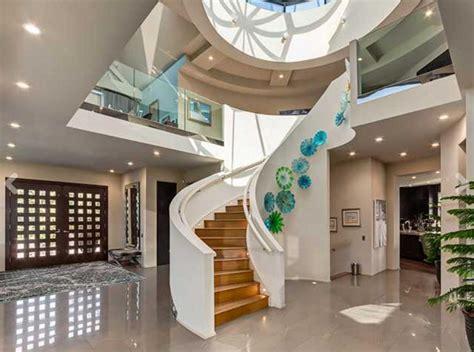 Weird Modern Stairwell  Luxury Stairs Gallery