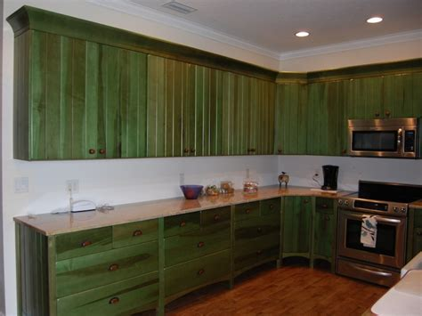 how to distress wood cabinets distressed wood kitchen cabinets applying the distressed