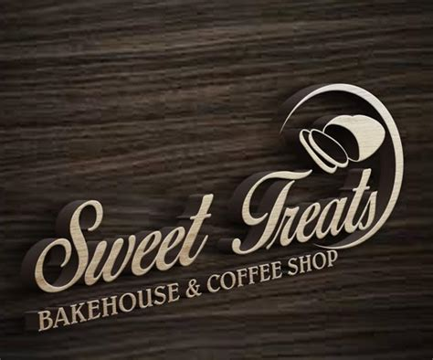 These coffee and cafe logo designs are.read more. Bold, Modern, Business Logo Design for Sweet Treats Bakehouse & Coffee Shop by Crest Logo ...