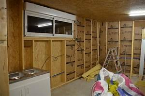 Isolation Mur Parpaing : isolation et pose osb construction de ma maison en bois ~ Melissatoandfro.com Idées de Décoration