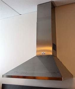 Hauteur Hotte Aspirante : hotte aspirante cheminee en inox whirpool pour ikea ~ Carolinahurricanesstore.com Idées de Décoration