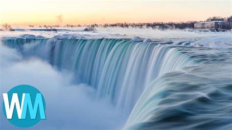 Top Beautiful Waterfalls The World Youtube