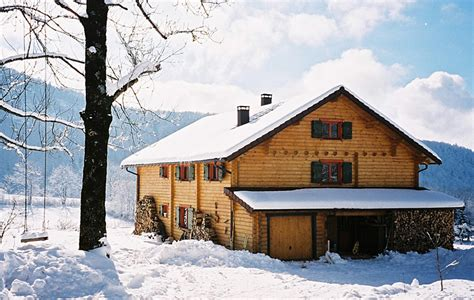 chalet en bois jura 28 images chalets boisson constructeur de maisons bois dans le jura la