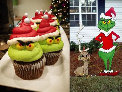 15 grinch christmas decorations ideas you can t miss