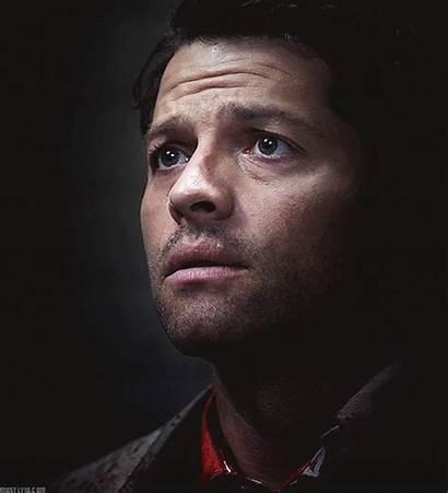 Castiel Eyes Puppy Supernatural Gifs Destiel Heart