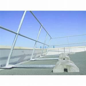 Toiture Terrasse Inaccessible : garde corps pour toitures terrasses inaccessibles frenehard michaux ~ Melissatoandfro.com Idées de Décoration